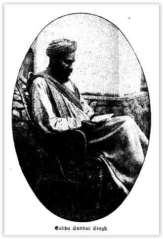 Saddhu Sundar Singh
