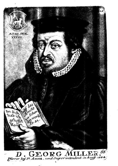 Georg Mylius