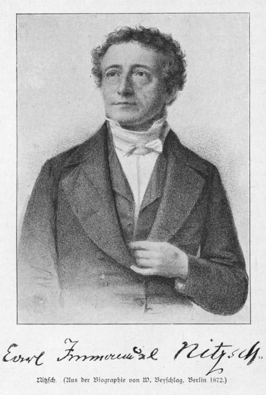 Carl Immanuel Nitzsch