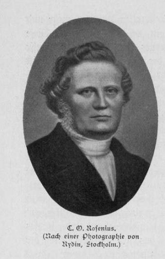 Carl Olaf Rosenius
