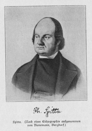 Carl Spitta