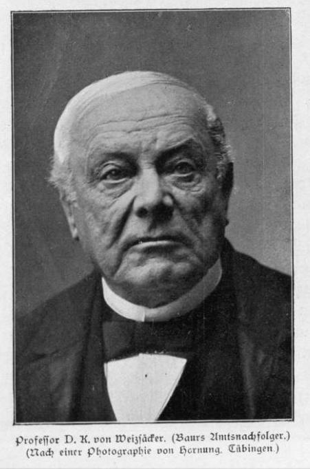 Portrait Carl von Weizsäcker