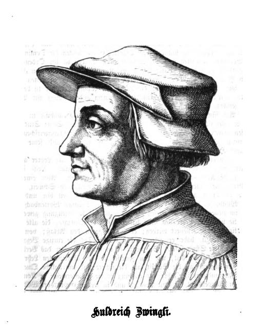 Portrait Zwingli