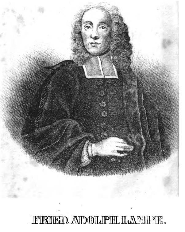 Friedrich Adolph Lampe
