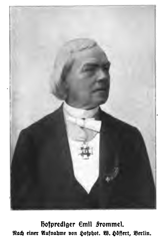 Emil Frommel