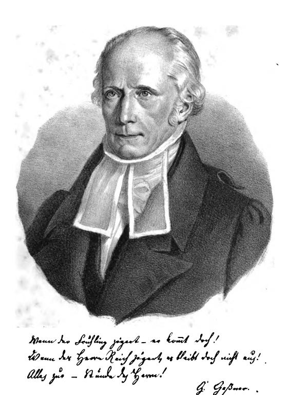 Georg Gessner