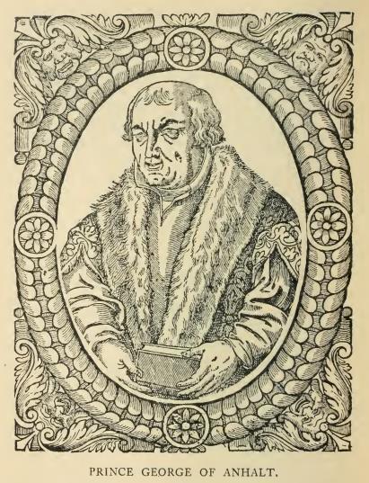 Georg III. Fürst zu Anhalt