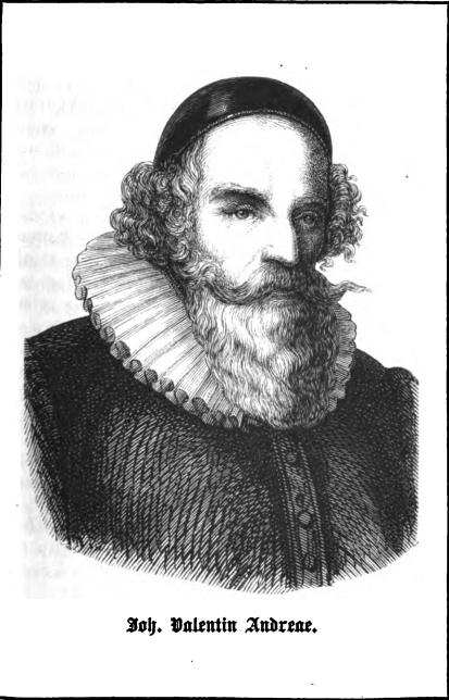 Johann Valentin Andreä