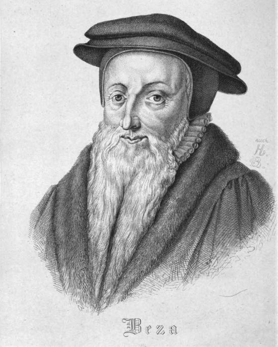 Theodor von Beza