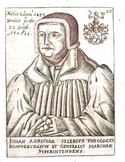 Johann Agricola