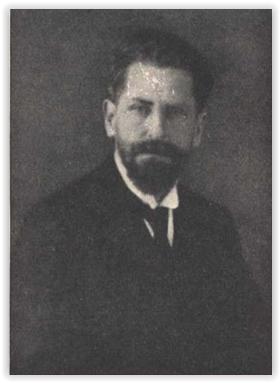 Portrait Fritz Binde