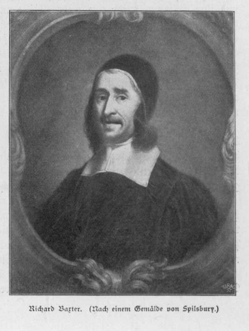Portrait Richard Baxter