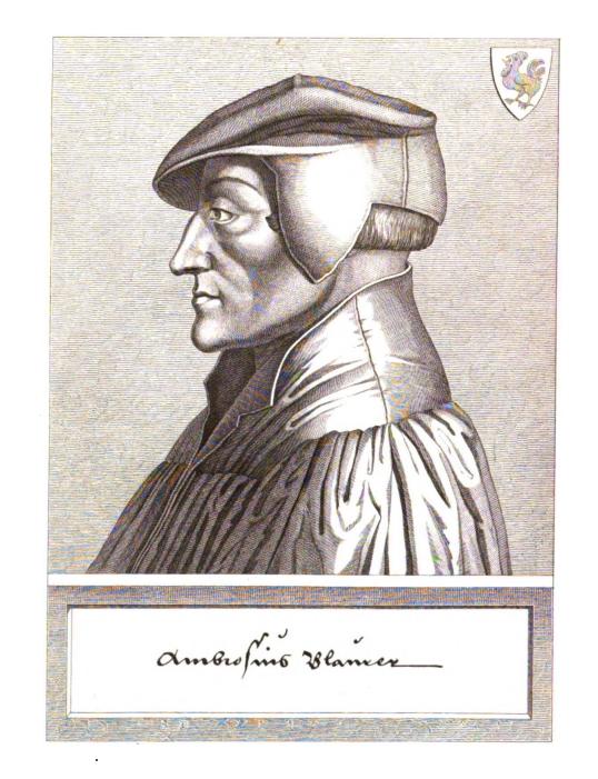 Ambrosius Blarer von Giersberg